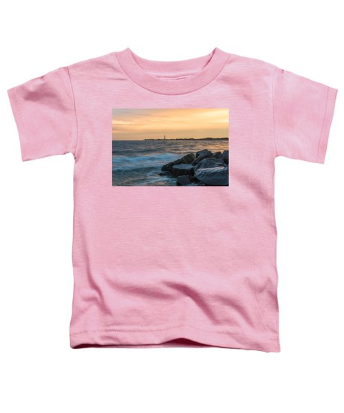 Off The Cape Toddler T-Shirt