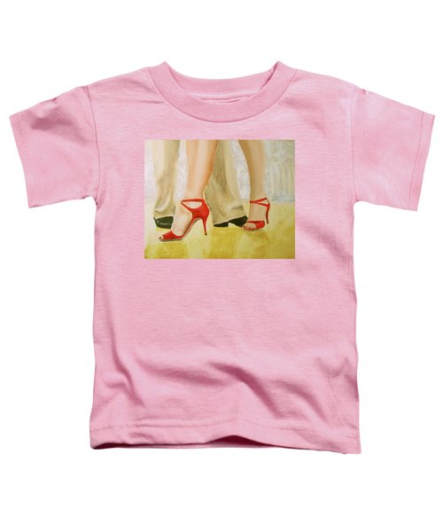 Oh Those Red Shoes Toddler T-Shirt