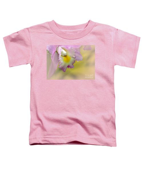 Orchid Whisper Toddler T-Shirt