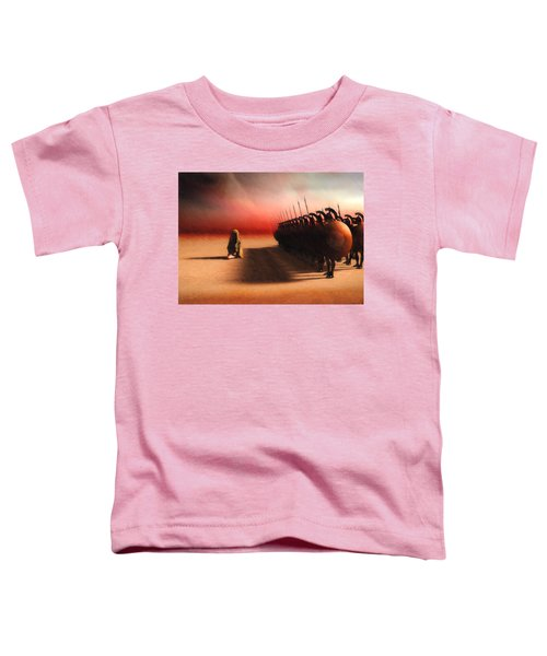 Out Of Egypt Toddler T-Shirt