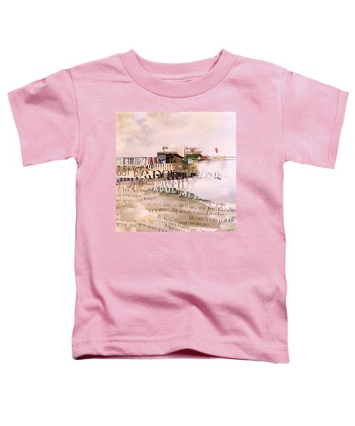 Out Of Season Toddler T-Shirt