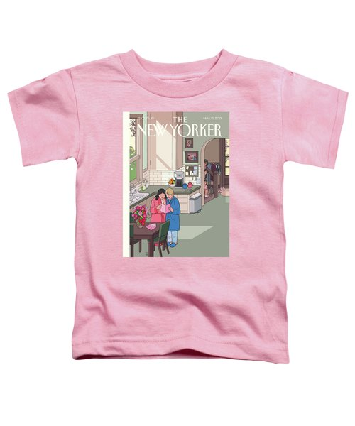 Mothers' Day Toddler T-Shirt