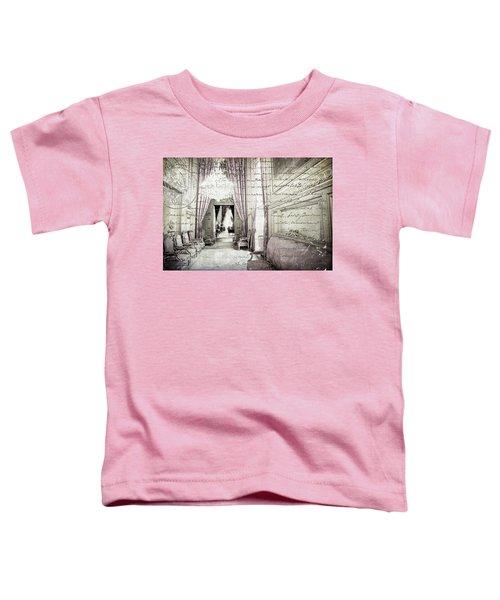 Paris   I Wish I Had Stayed Toddler T-Shirt