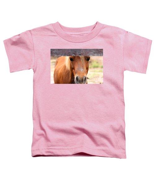 Peaking Pony Toddler T-Shirt