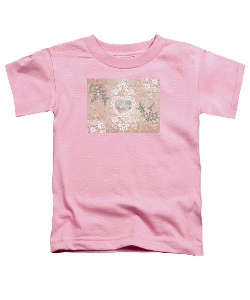 Penny Postcard Passionate Toddler T-Shirt