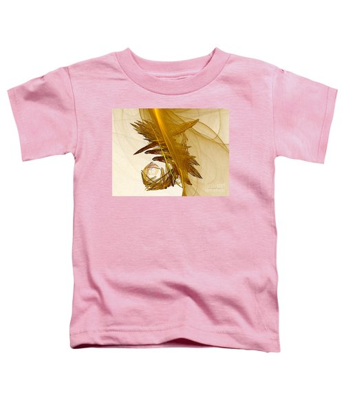 Performance Abstract Art Toddler T-Shirt