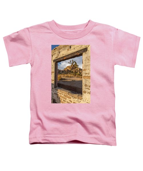 Picture Window Toddler T-Shirt
