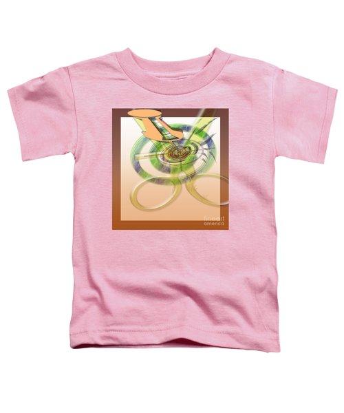 Pin Pointer Toddler T-Shirt