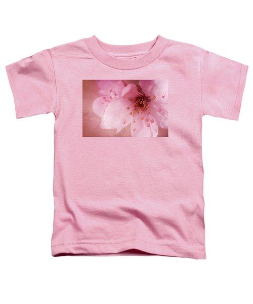 Pink Spring Blossom Toddler T-Shirt