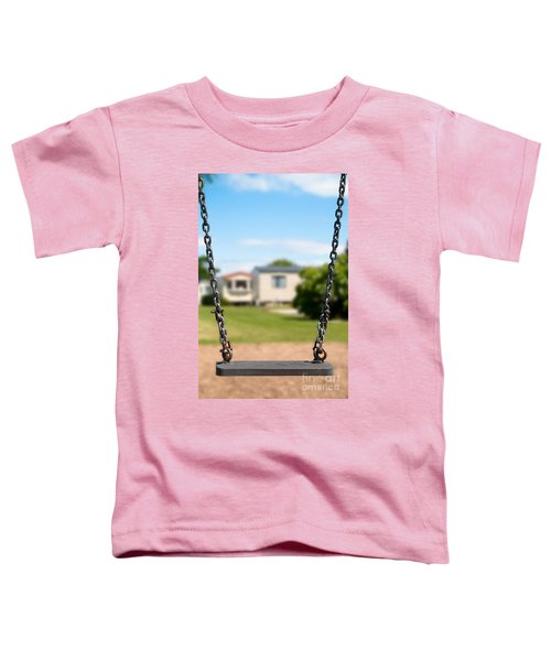 Playground Swing Toddler T-Shirt