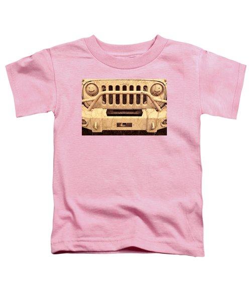 Playing Dirty Toddler T-Shirt