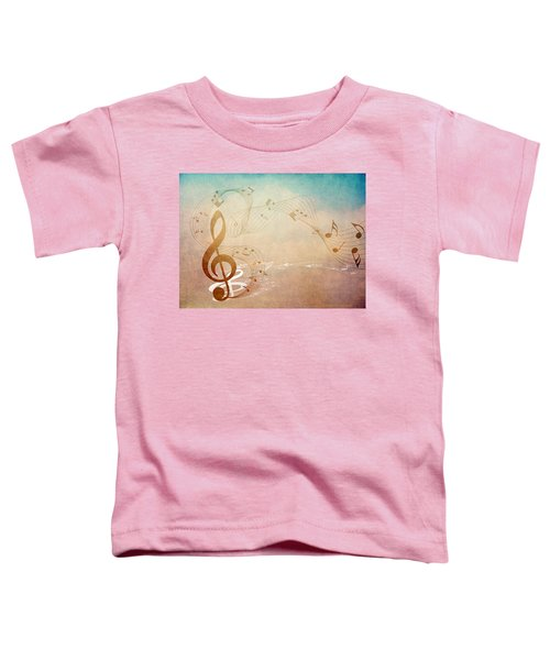 Please Dont Stop The Music Toddler T-Shirt