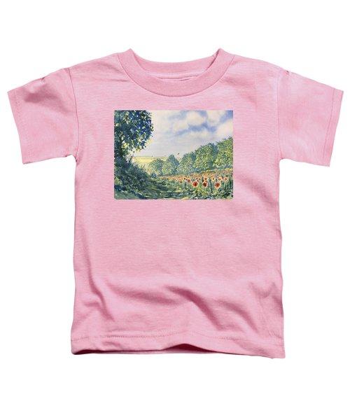 Poppies A'plenty Toddler T-Shirt