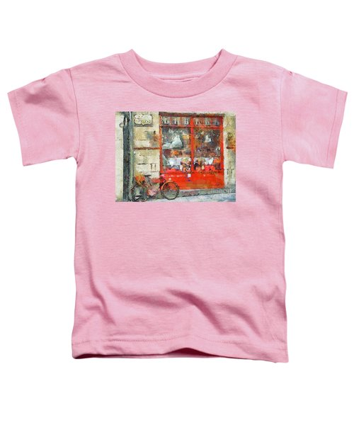 Postcard Perfect Toddler T-Shirt