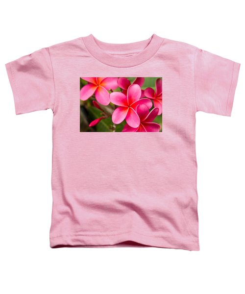 Pretty Hot In Pink Toddler T-Shirt