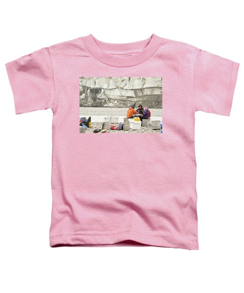 Rafters Playing Cards While Waiting Toddler T-Shirt