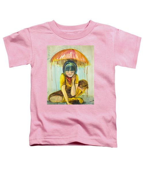 Rain Day  Toddler T-Shirt