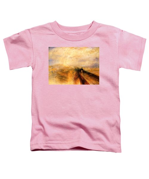 Rain Steam And Speed.  Toddler T-Shirt