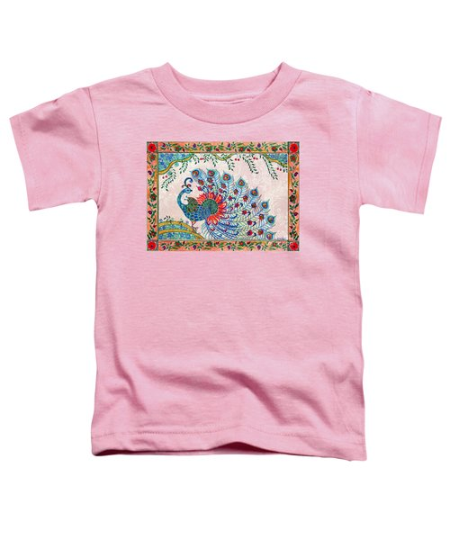 Rainbow Feathers Toddler T-Shirt