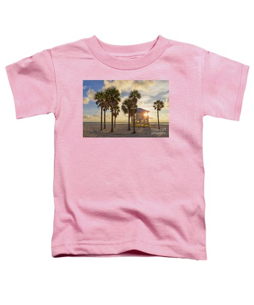 Reach The Dawn Toddler T-Shirt