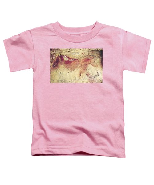 Representation Of An Animal, C.15000 Bc Cave Painting Toddler T-Shirt