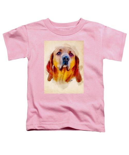Retriever Toddler T-Shirt