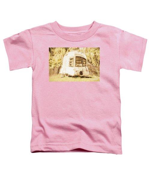 Retrod The Comic Caravan Toddler T-Shirt