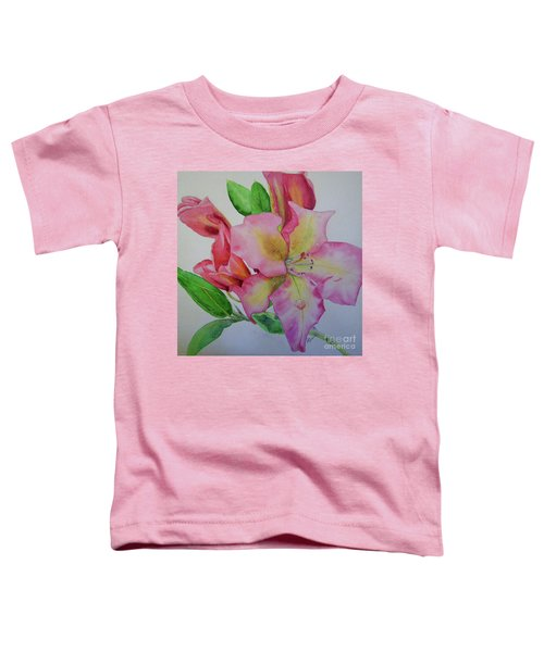 Rhodie With Dew I Toddler T-Shirt