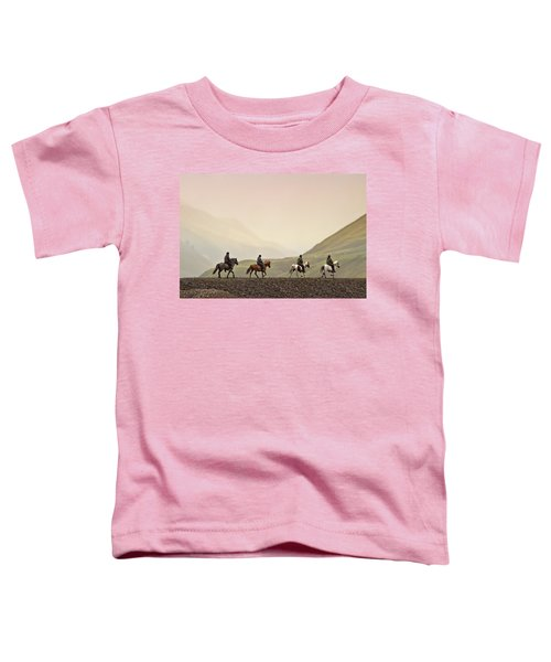 Ride Into My Mind Toddler T-Shirt
