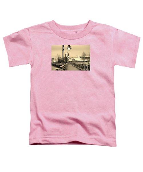 Riverfront Toddler T-Shirt
