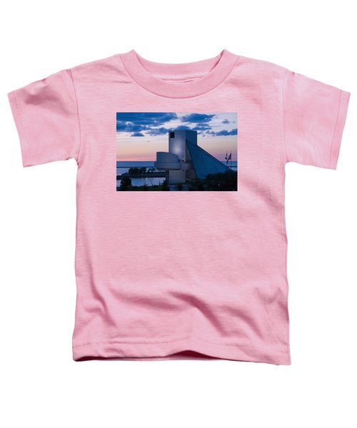 Rock And Roll Hall Of Fame Toddler T-Shirt