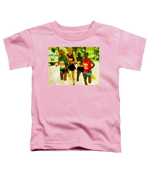 Runners Toddler T-Shirt