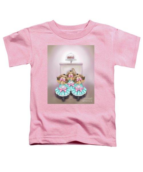 Saint Cupcakes Toddler T-Shirt