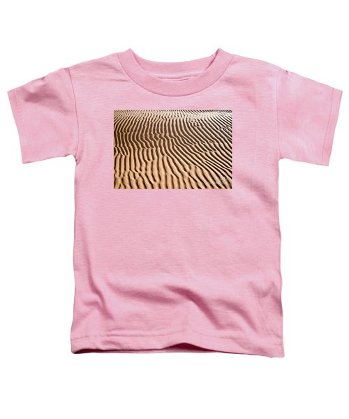 Sand Ripples Toddler T-Shirt
