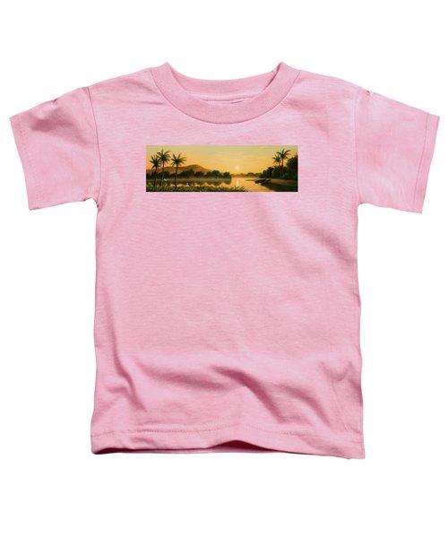 Seminole Sunset Toddler T-Shirt