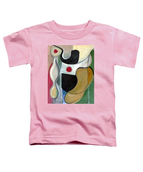 Sensuous Beauty Toddler T-Shirt