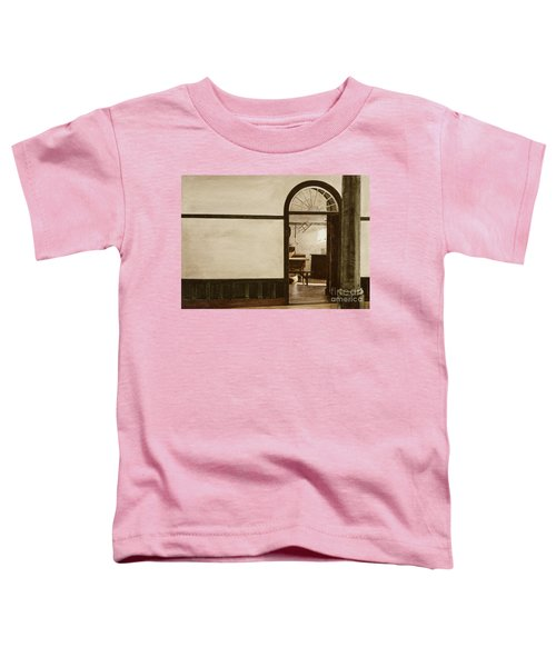 Shaker Pegs Toddler T-Shirt