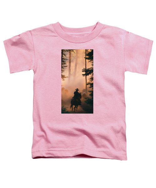 Shayna Toddler T-Shirt