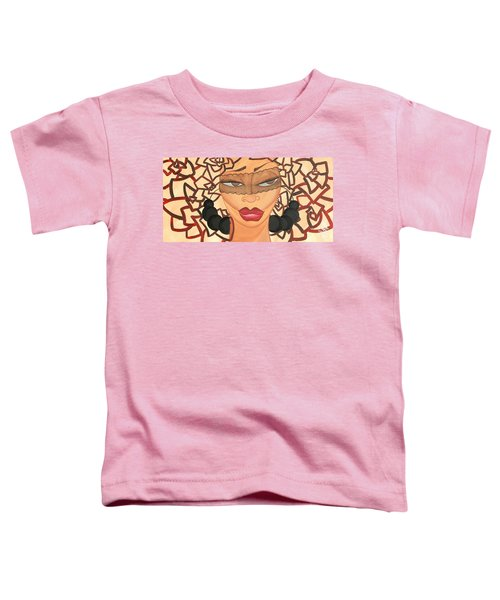She Knows Toddler T-Shirt
