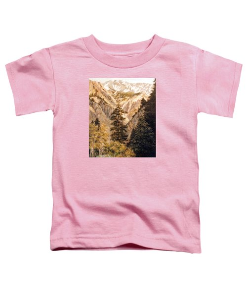 Shirley Temple Mine Toddler T-Shirt