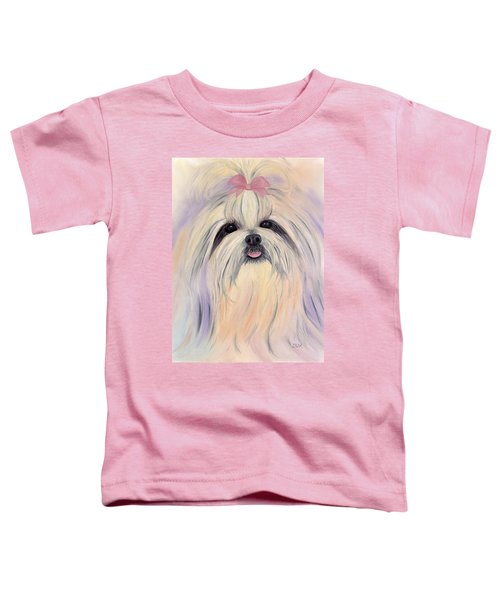 Shitzu Essence Toddler T-Shirt