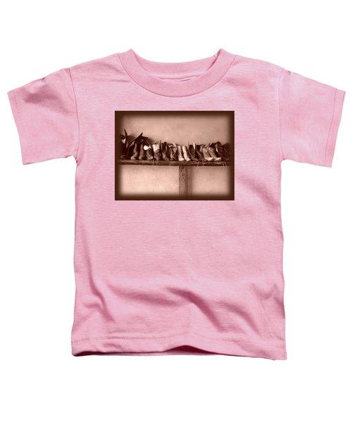 Shoes Toddler T-Shirt