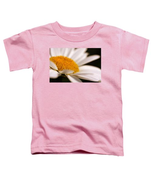 Toddler T-Shirt featuring the photograph Simply Daisy by Andrea Platt