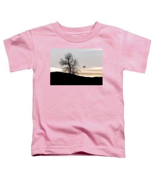 Soaring Eagle Toddler T-Shirt