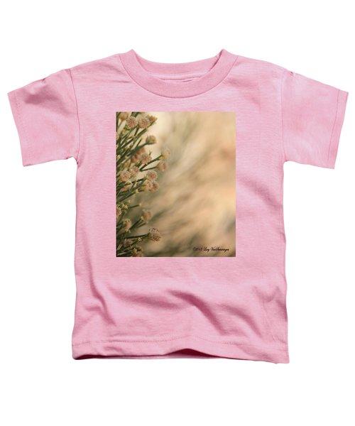 Softness In The Desert Toddler T-Shirt