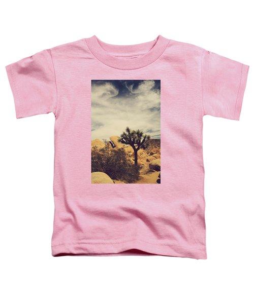 Solitary Man Toddler T-Shirt