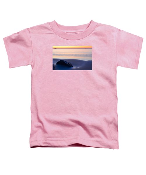 Solitude Singing Beach Toddler T-Shirt