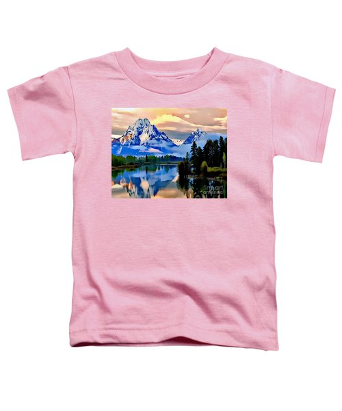 Some Place Some Where Toddler T-Shirt