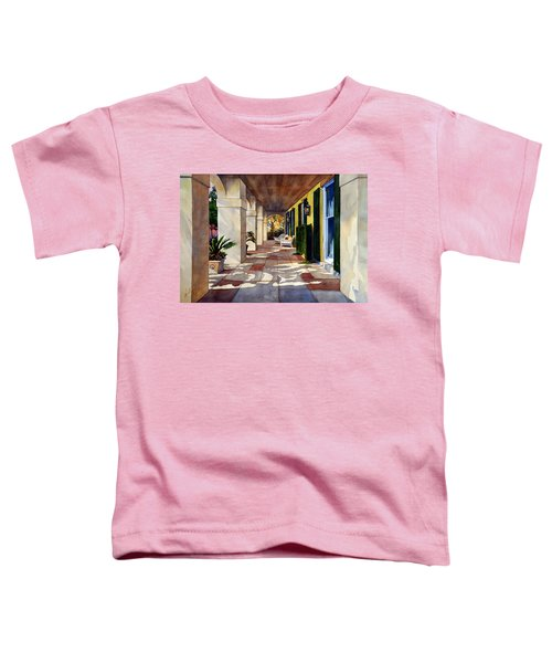 Southern Hospitality Toddler T-Shirt