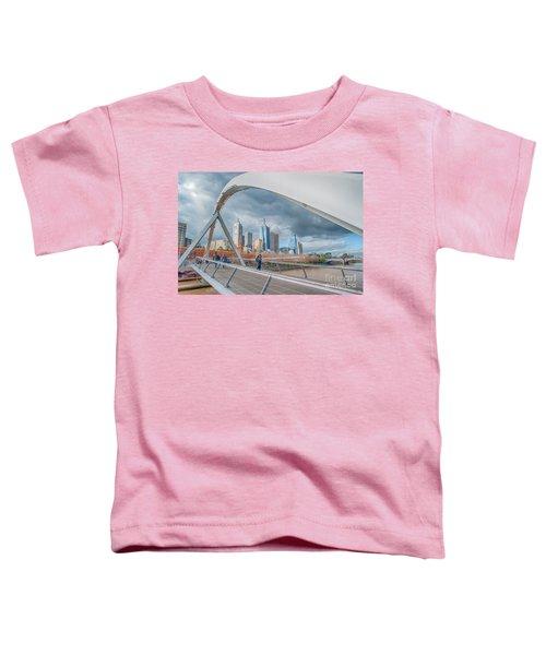 Southgate Bridge Toddler T-Shirt